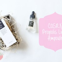Review: COSRX Propolis Light Ampule