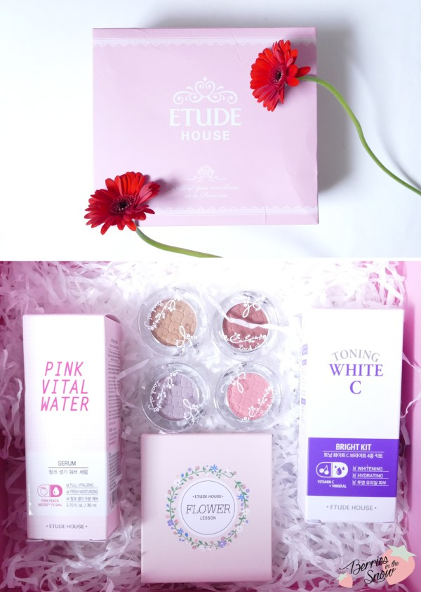 Etude House Pink Bird Box March