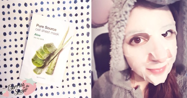 Asian Beauty Blog Party: Sheetmask Favorites