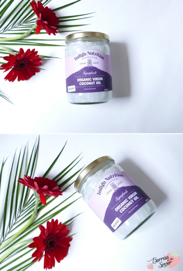 DIY Coconut Matcha Body Butter