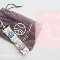 Giveaway: Bali Clicks Miffy Key Chain