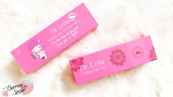 Dr. Lola Crème de Fer