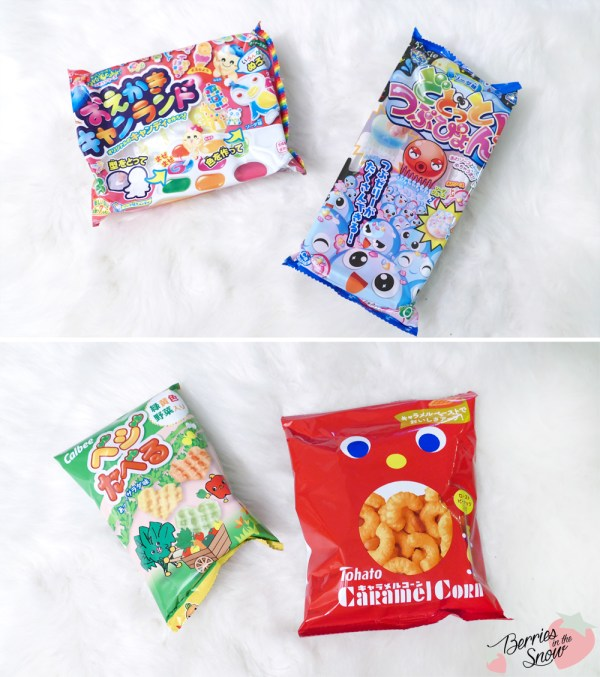 Japan Candy Box September 2016