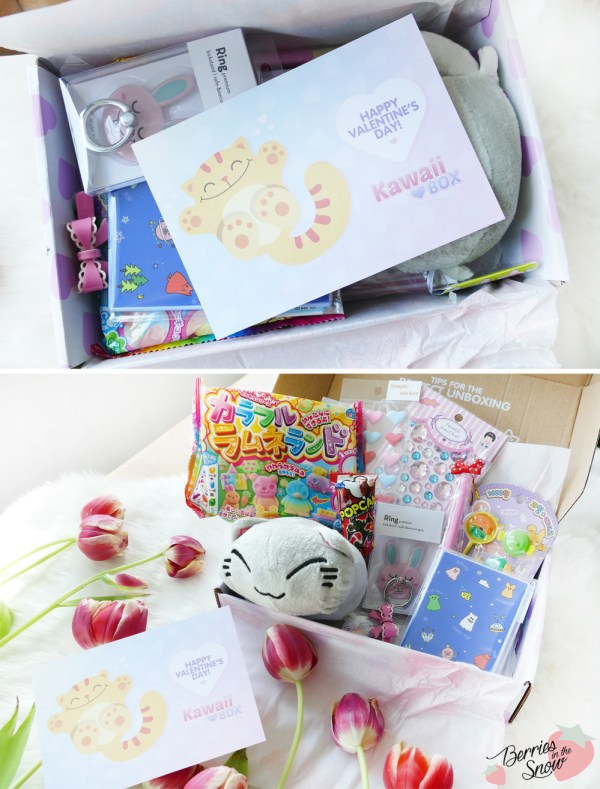 Kawaii Box February 2017