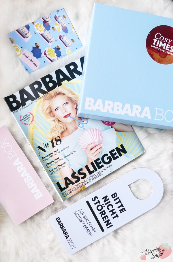 Barbara Box No. 3