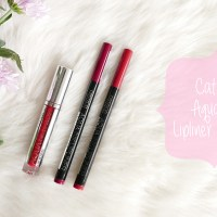 Review: Catrice Aqua Ink Lip Liner & Aqua Ink-In-Gloss