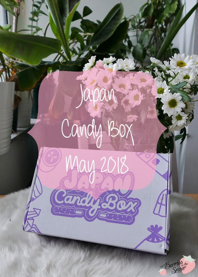 Japan Candy Box April 2018