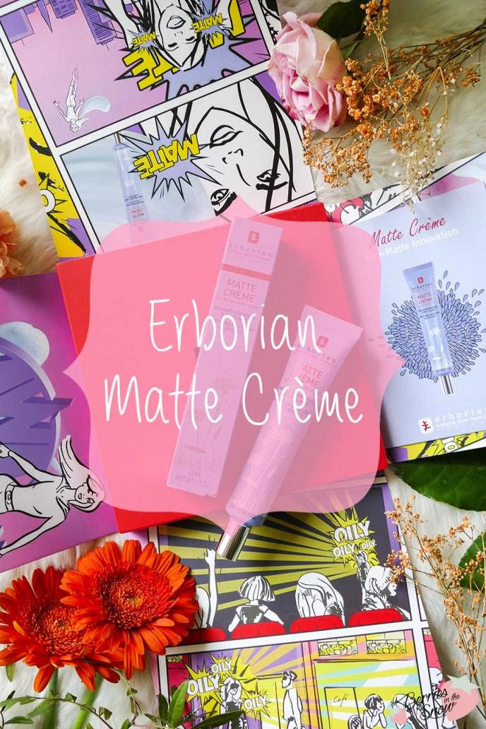 Erborian Matte Crème