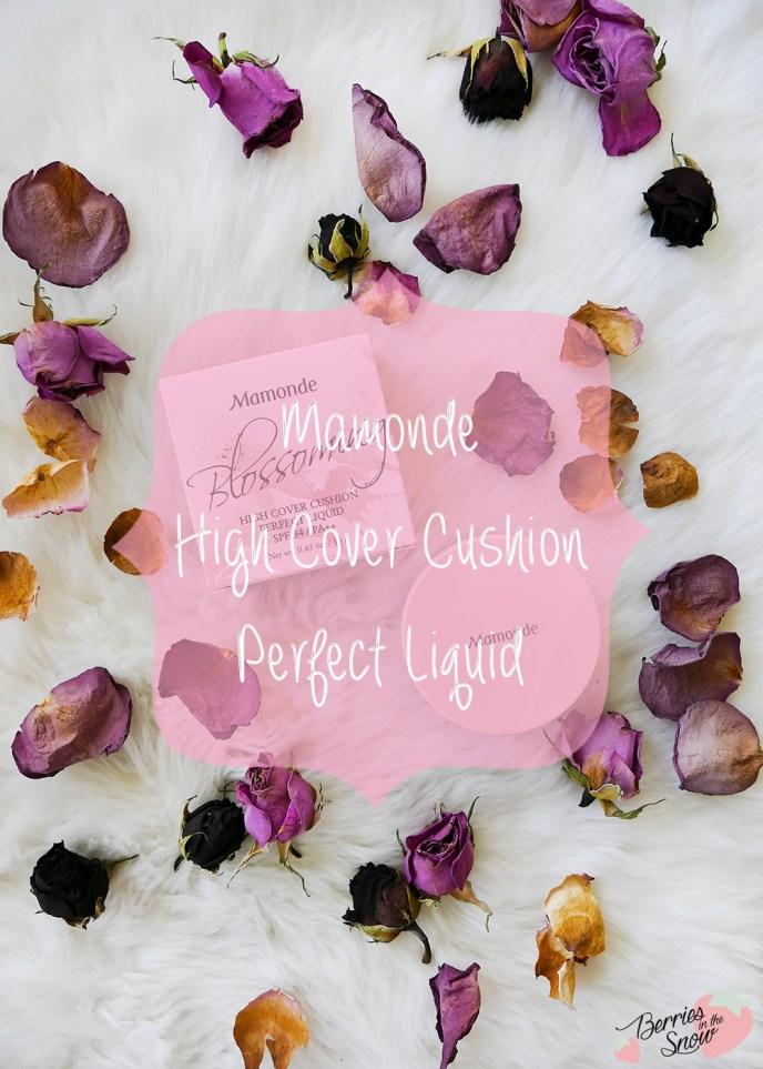 Mamonde High Cover Cushion Perfect Liquid