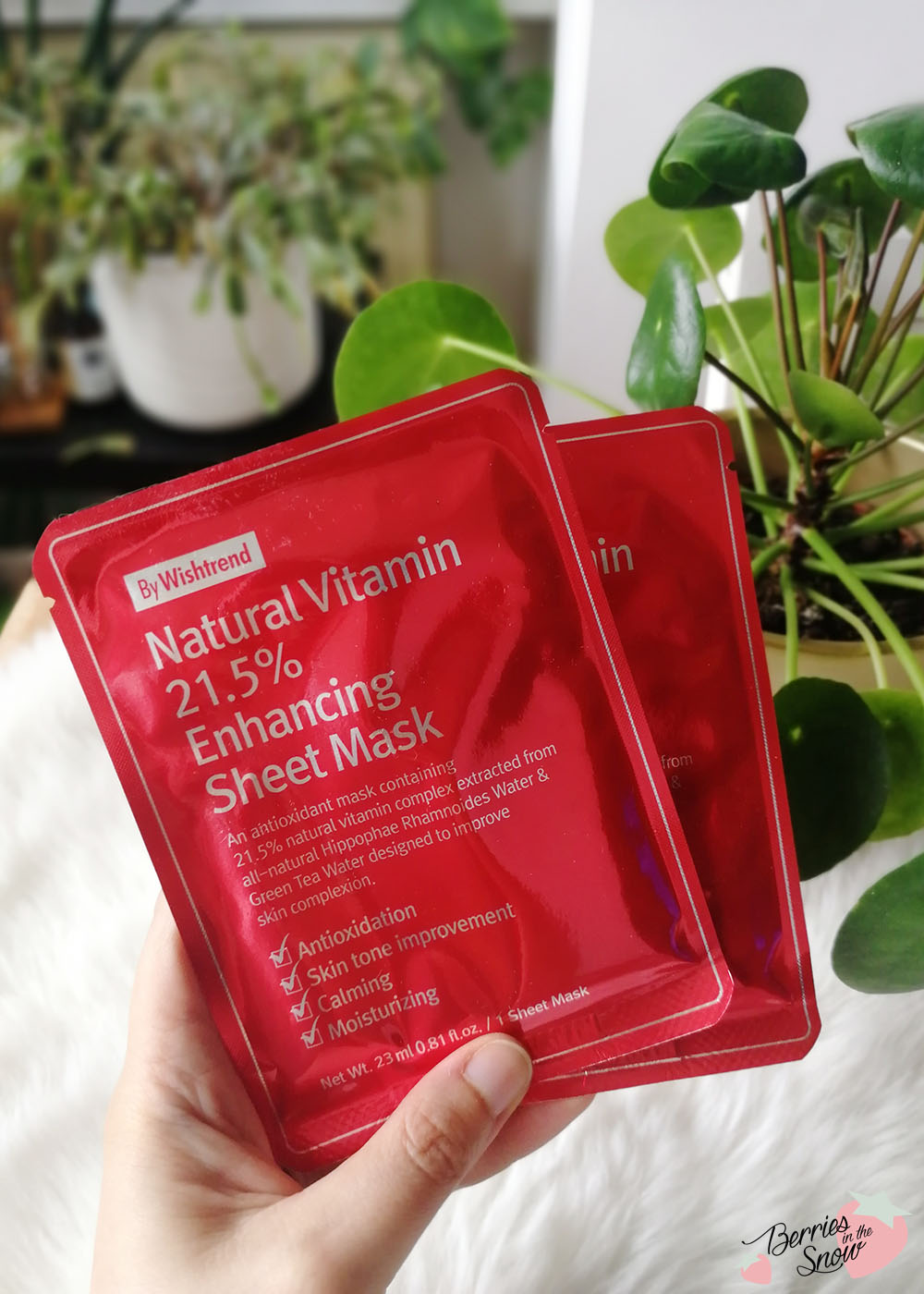 Cruelty-free Skincare Favorites from Wishtrend