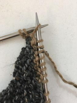 Slip next stitch as if to purl