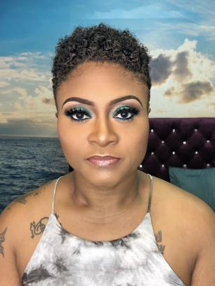 South Florida Makeup Artist Glam Portfolio