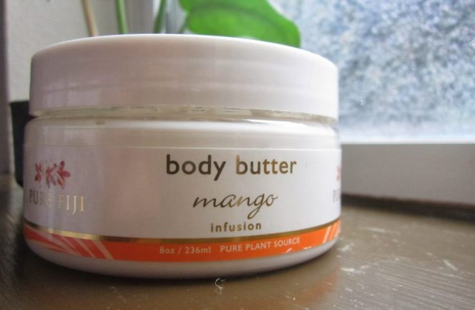 Pure Fiji Mango Body Butter
