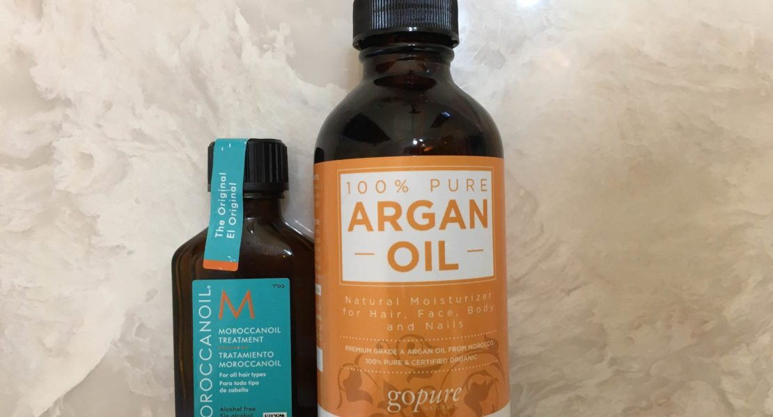 Morrocan argan oil