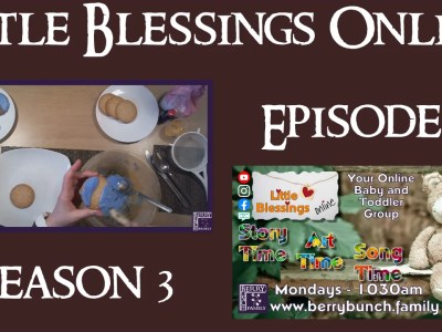 Little Blessings Online, Series 3, Episode 1, It's Amazing!