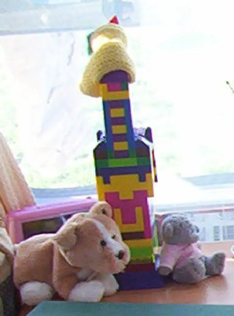 Magdi's Lego Tower