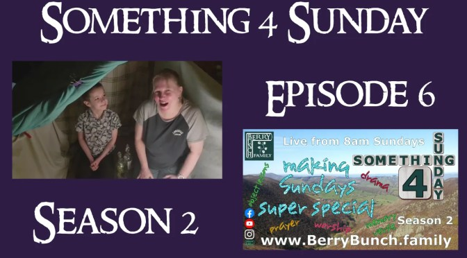 Something 4 Sunday, Season 2, Episode 6, Light Always Wins