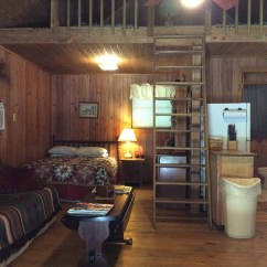 Sofa Sleeper For Camper Sofas Com Chaise Baratos Lumberjack Cabin - Bogalusa Louisiana Vacations | Berry ...