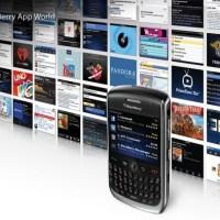BlackBerry App World hits 3 billion downloads