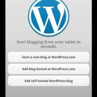 Wordpress Application for BlackBerry 10