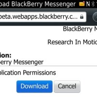 BlackBerry Messenger version 7.0.0.108 in Beta Zone