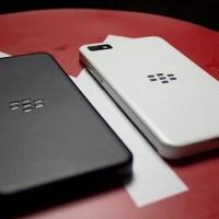 BlackBerry Z10 goes on sale in Canada
