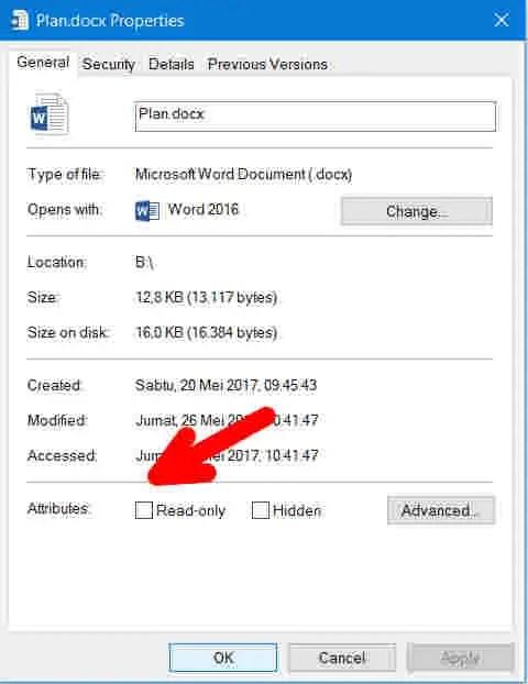 Cara Menghilangkan Read Only Pada Excel : menghilangkan, excel, Mengedit, Dibuka