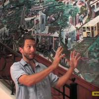 Graham Foster 's #Bermuda Hall of History Mural @TEDxBermuda @bermudasearch