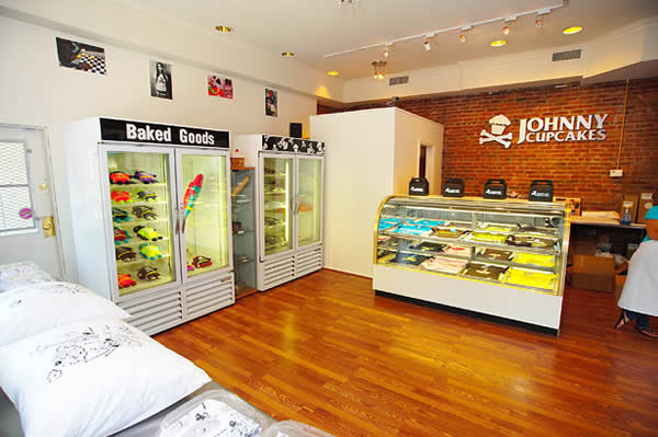 Cupcakes Shop Photo Site