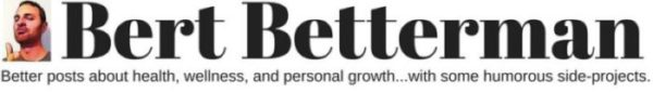 Bert Betterman Website Logo