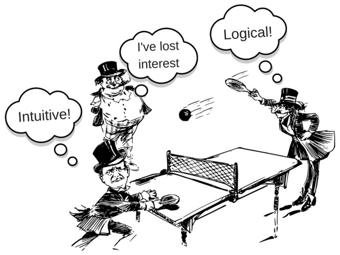 Brain Ping Pong