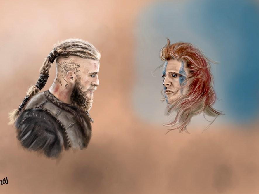Ragnar Vs W.W