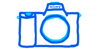 Sony Alpha Camera Icon
