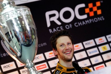 2012 ROC Winner Romain Grosjean