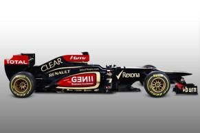 2013 Lotus E21