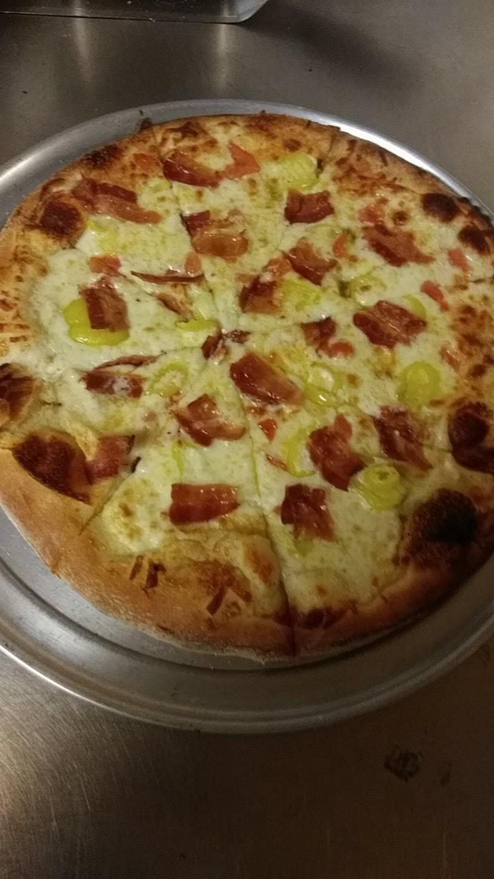 brick oven pizza home