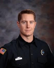 Firefighter Brad Novell