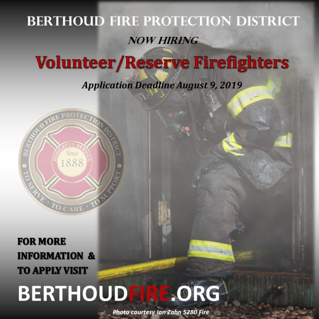 Berthoud Fire Protection District –