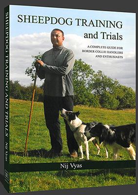 Nij Vyas SheepdogTraining book