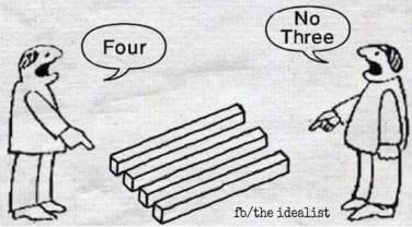 débat sur une réalité impossible