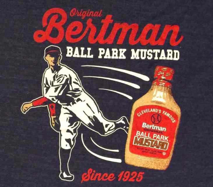 Bertman-shirt