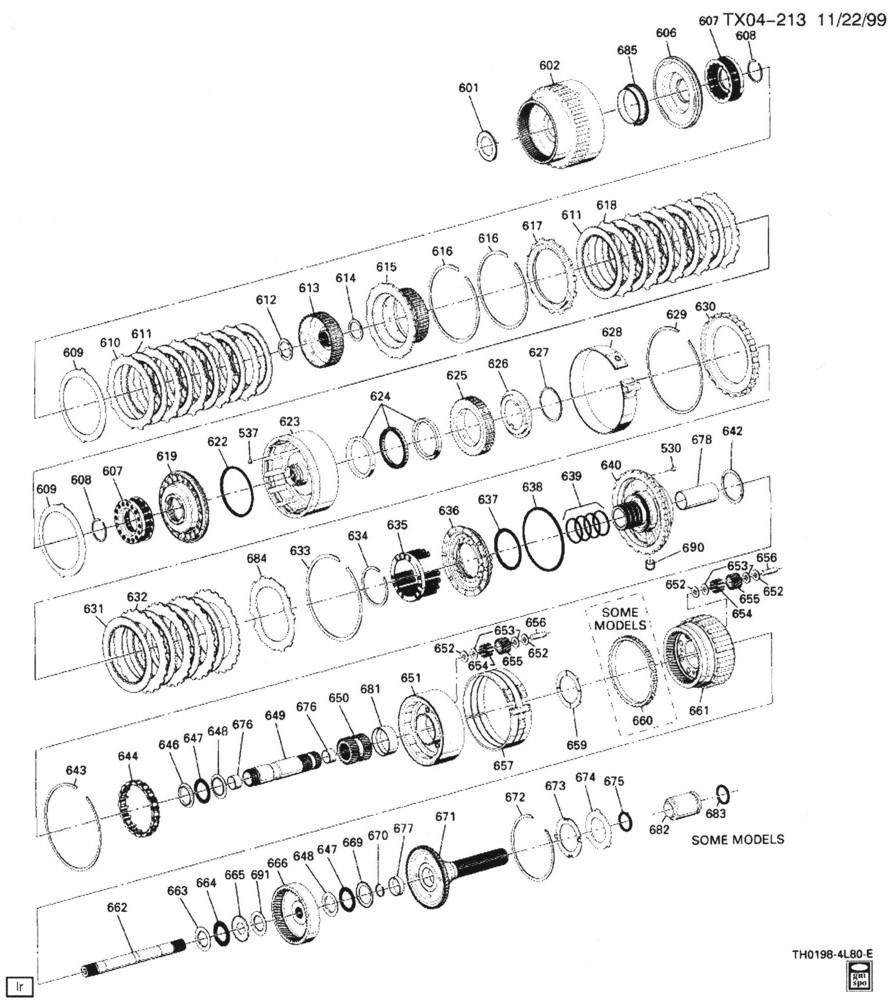 hight resolution of blow up 4l80e diagram wiring diagram forward 4l80e blow up diagram