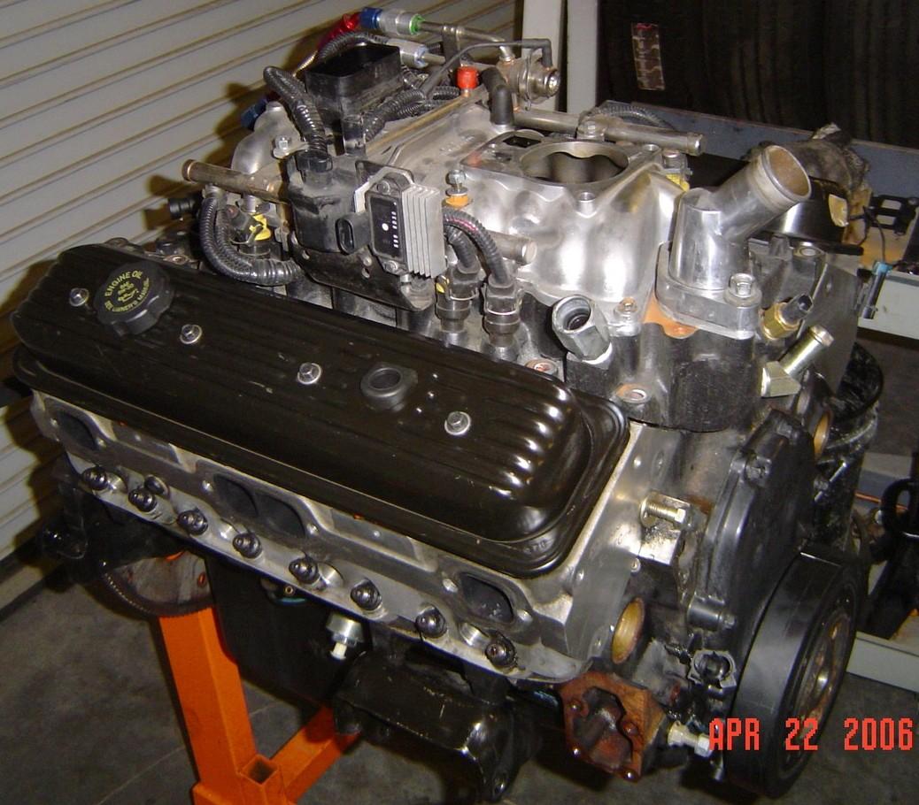 hight resolution of l31 engine