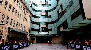 an image of he newly refurbished BBC W1A buildings