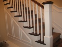 Bertram Blondina Handrail and Stair | Craftsman Style Stairs