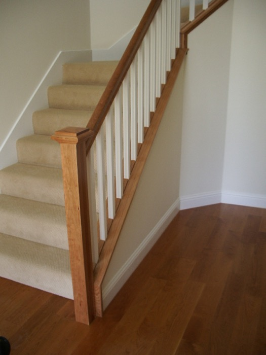 Bertram Blondina Handrail and Stair  Formal Stairs Styles