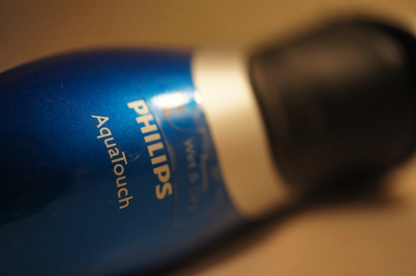 Rasoir philips aquatouch