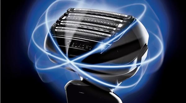 Panasonic sort le premier rasoir électrique 5 lames