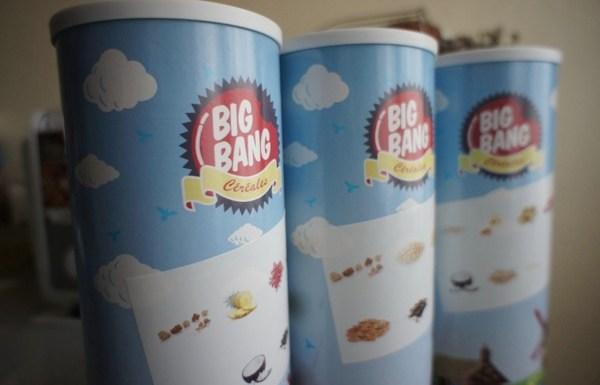 J'ai testé Big Bang Céréales