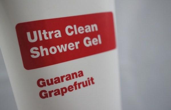 Gel douche Ultra Clean par Recipe for Men